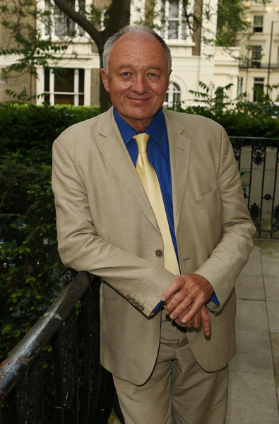 Ken Livingstone arrives at The Observer Ethical Awards 2008 at the Hempel Hotel in London.