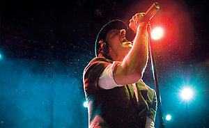 Maximo Park @ The Performance Academy in Newcastle