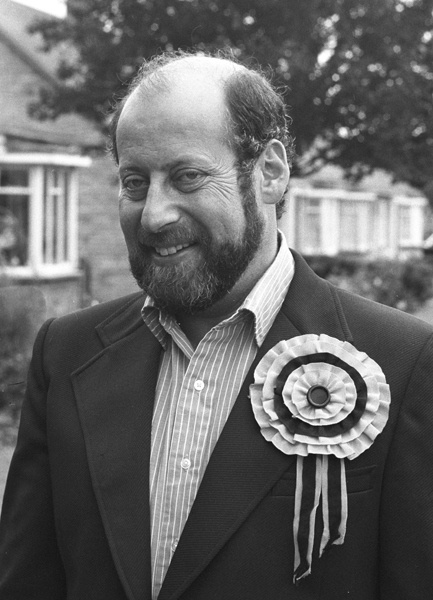 File photo dated 23/7/1973 of television personality Clement Freud - who has died aged 84 - canvassing for support as he stands as the Liberal candidate in the Isle of Ely by-election.