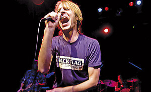 Mudhoney at the Forum, London. 31st July 2008.
