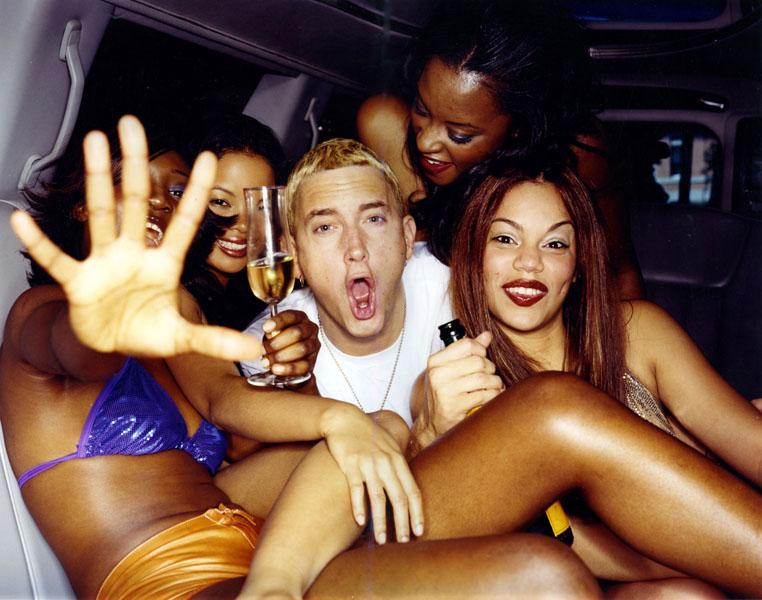 The wisdom of Eminem