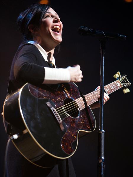 Sharleen Spiteri in concert - Birmingham