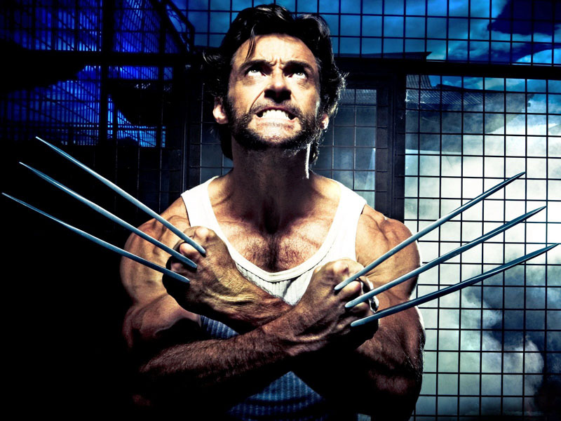 Wolverine Hugh Jackman Origins