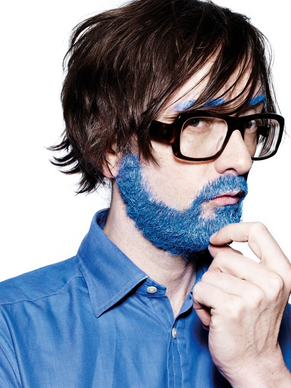 Rankin's photographed celebrities who painted their faces blue as part of Oxfam's Here and Now Climate Change campaign.  ' 'Climate Change costs lives. Let's sort it Here and Now.'   'Let's demand action 'til we're blue in the face.'