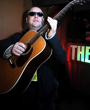 Black Francis of the Pixies performs a secret precore gig at the Social in London ahead of tonight's concert at Koko. The gig was originally scheduled to take place at Waxy O'Connors Bar in Soho but was moved to the Social on Little Portland Street due to police fears of over crowding.