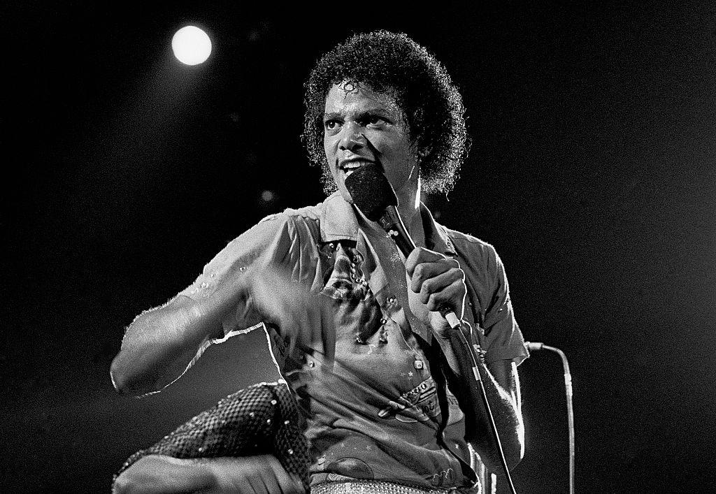Michael Jackson Photo Archive | Chris Walter Classic Rock Photo ...