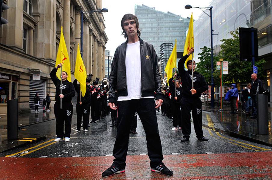 designer fashion 39ef0 9c313 Ian Brown - 'Stellify' video shoot - NME