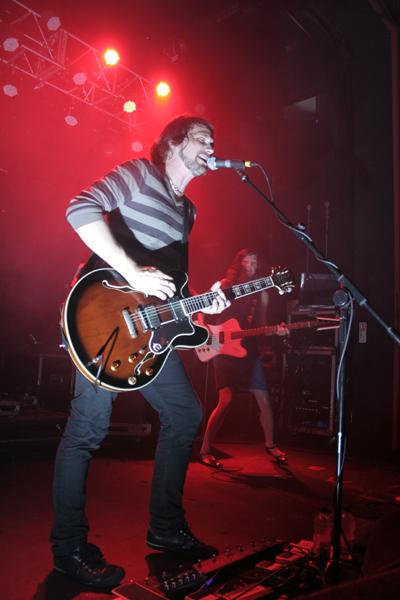 Live/ 02-07-09/ Silversun pickups/ Manchester Academy 2/ Manchester