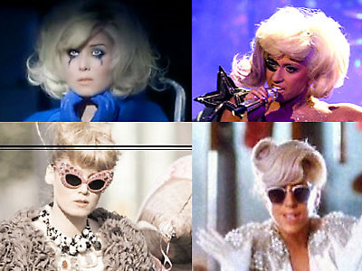 Lady Gaga Vs Roisin Murphy Spot The Difference Nme