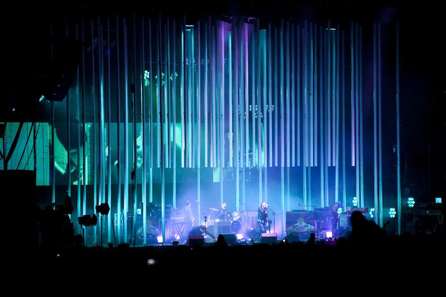 Radiohead Play Leeds Festival 2009 for NME
