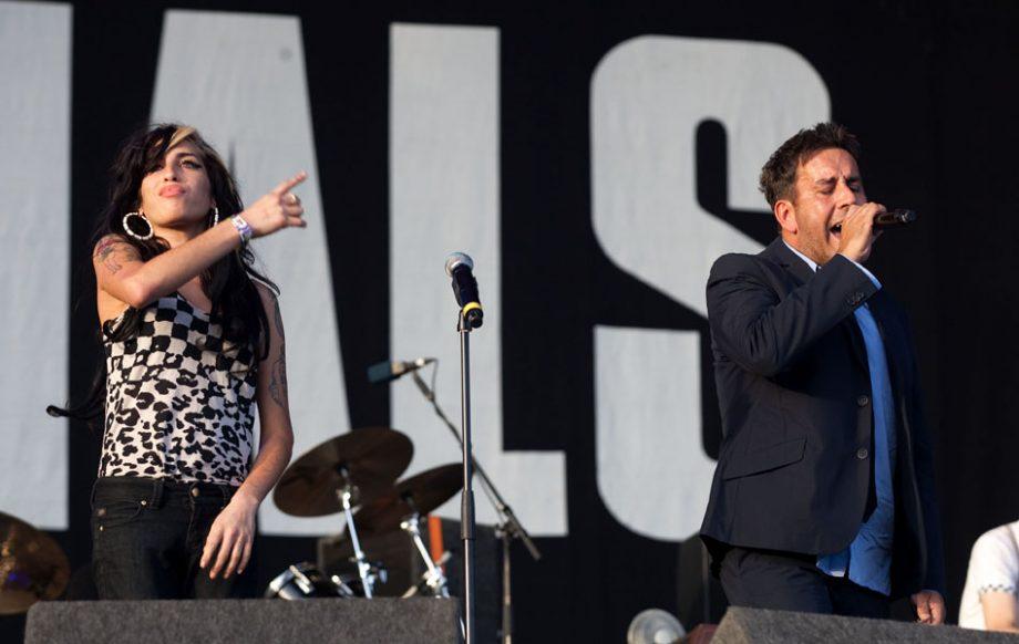 Amy Winehouse, Girls Aloud and Calvin Harris: V Festival