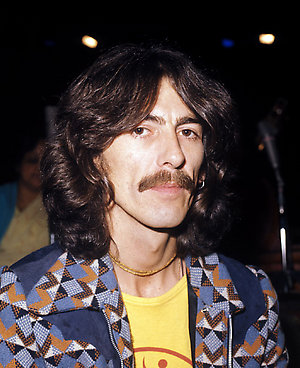 George Harrison musician and ex member of the Beatles. Ref:CPH050513. Date:23.09.1974 