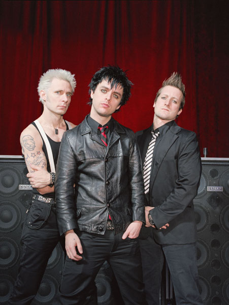 Green Day NME 02/2005