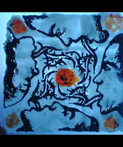 Home made album art