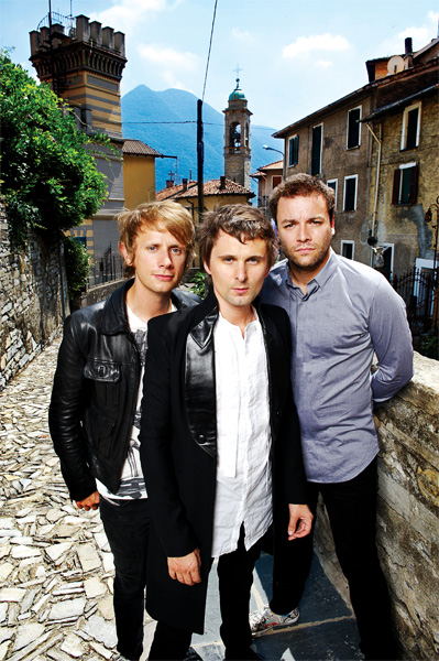 muse in italy (lake como)
