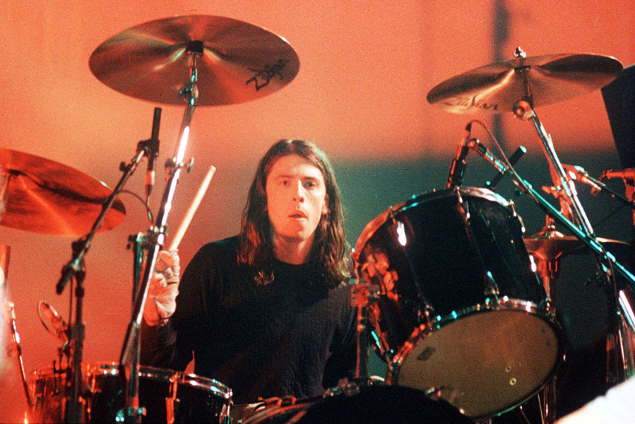 7d2dc0a95 The wisdom of Dave Grohl - NME