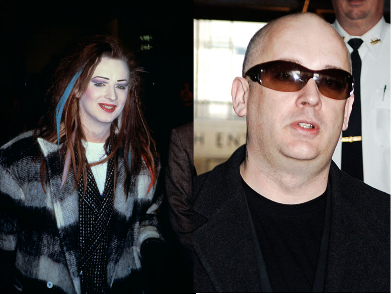 Pop Stars Now And Then Nme