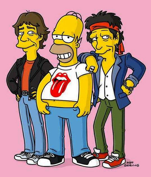 Springfield ratar simpsons