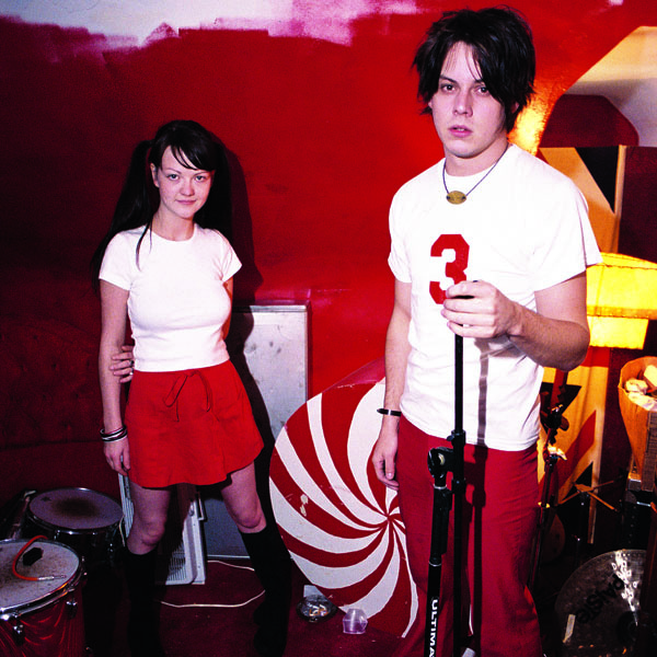 Rare Outtakes From The White Stripes First Ever Record To