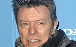 "Singer David Bowie attends the premiere of ""Moon"" during the Sundance Film Festival in Park City, Utah, on Friday, Jan. 23, 2009. (AP Photo/Peter Kramer)"
