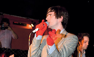 The Rakes @ The Lexington. 27th February 2008.