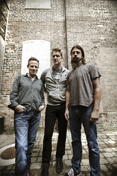 Them Crooked Vultures Planning Second Album Nme