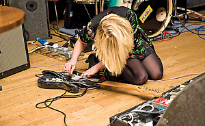 Joy Formidable // Fuzz Club // Sheffield