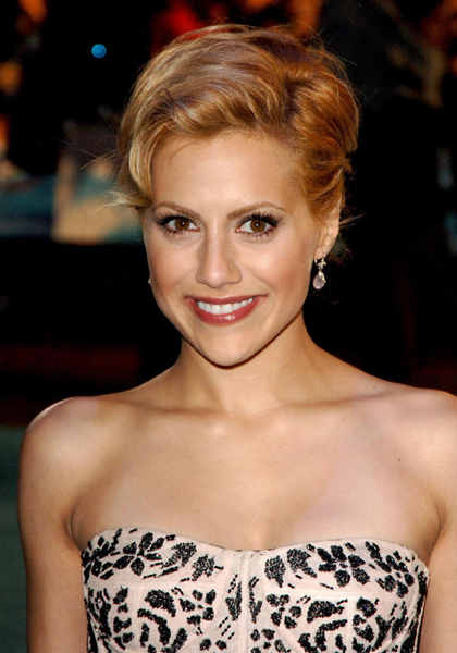 File photo dated 26/11/06 of Brittany Murphy who died yesterday in Los Angeles of what appeared to be natural causes, a coroner's official said.