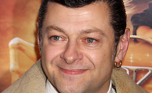 Andy Serkis at the premiere of 'Inkheart' at AMC Loews Lincoln Square 13 in New York.