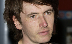 Former member of Suede Bernard Butler with new band The Tears.