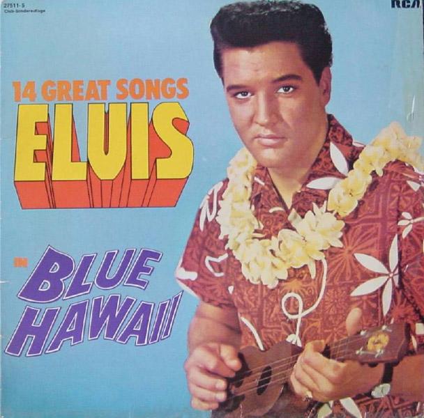 lisa dress blue hawaii