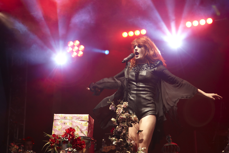 Florence and the machine @ Reading