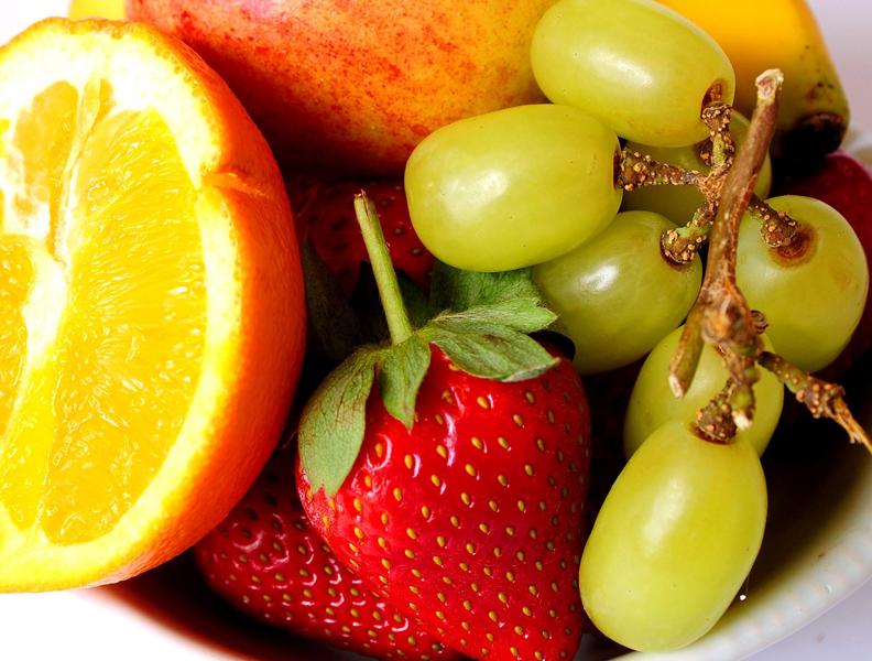 Undated file photo of fruit.