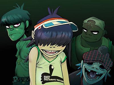 Gorillaz Demon Days Nme