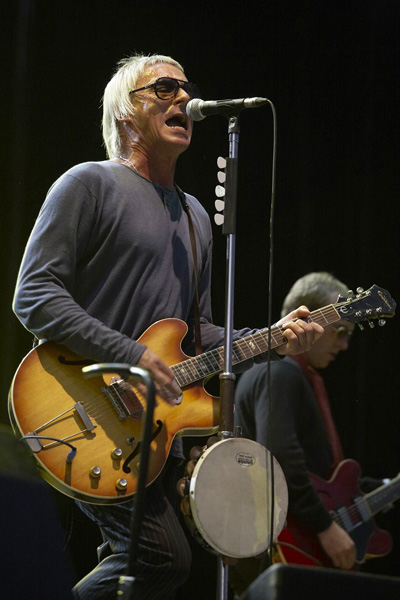 Paul Weller Benicassim
