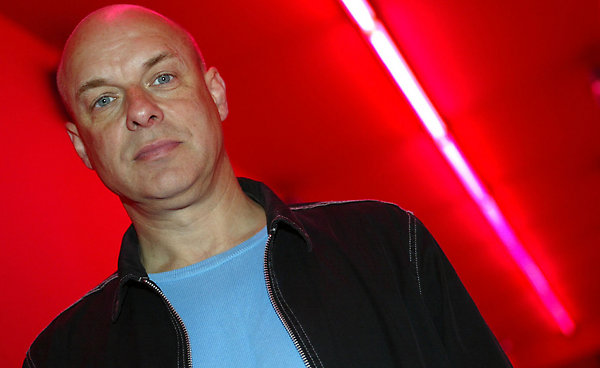 A specially commissioned sound work by Brian Eno (pictured), entitled 'Lydian Bells' is among the contemporary art works in 'Treat Yourself', a new Wellcome Trust exhibition at the Science Museum in London.   * The exhibition, which opens to the public Friday 23 May, aims to illustrate the modern and historical ideas that people hold about keeping themselves healthy