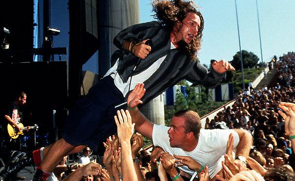 Pearl Jam and Rammstein to headline Bilbao BBK Live festival - NME