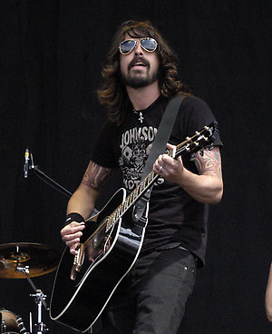 606 (Foo Fighters secret gig) performing at the V Festival at Hylands Park in Chelmsford, Essex.