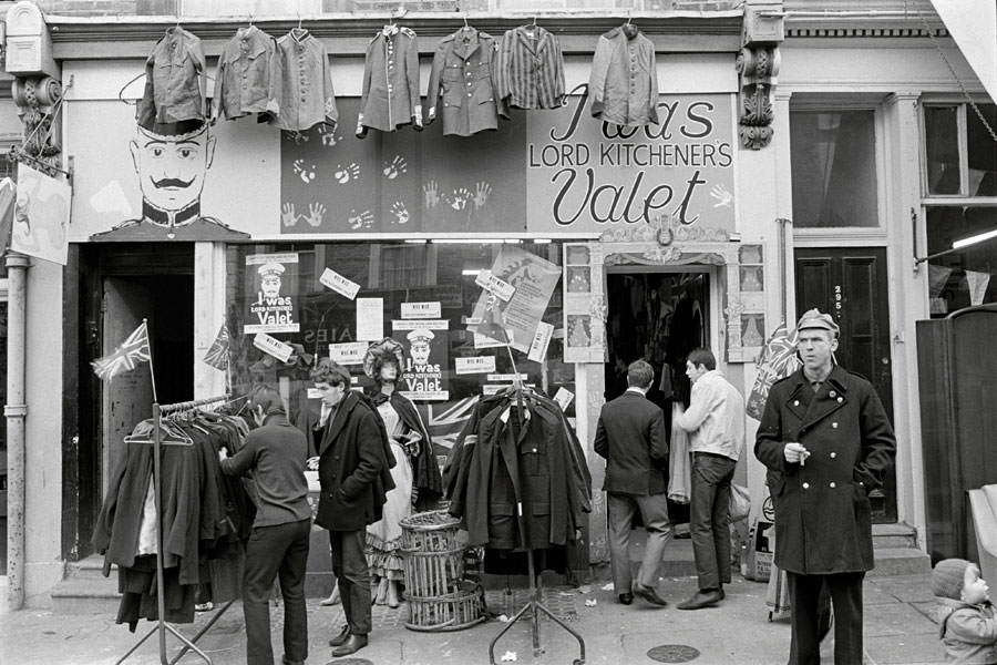 Carnaby Street 1960 2010 Nme