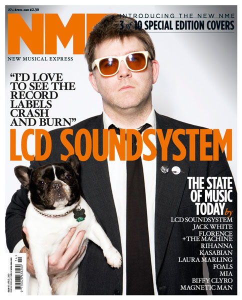 The New Look NME Magazine - With 10 Special Covers - NME