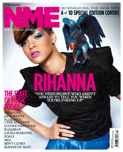 Image result for nme rihanna