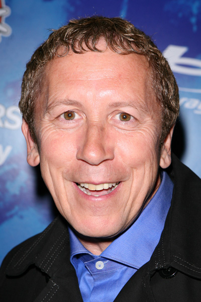 Paul Hardcastle at launch party of the Ghostbusters Blu-Ray VIP Screening held at the Soho Hotel, in London.