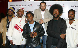 The Roots at the Vanity Fair Concert to Benefit Step Up Women's Network at Irving Plaza in New York.