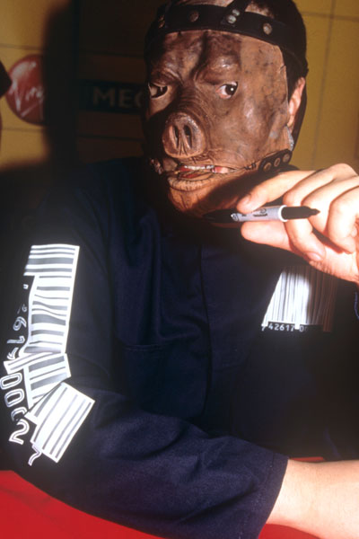 Why Paul Gray Was Slipknot S Secret Weapon Nme