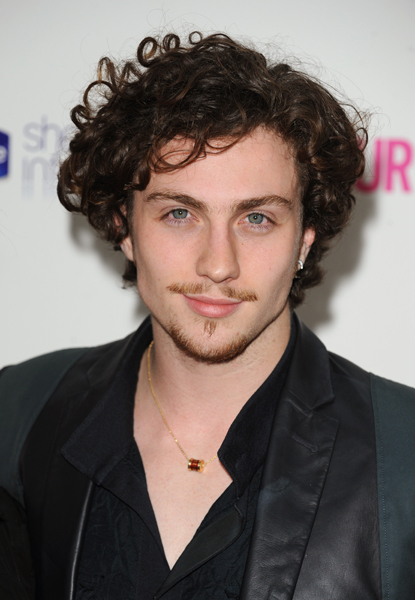 Aaron Johnson at The 2010 Glamour Women of the Year Awards, Berkeley Square, London.