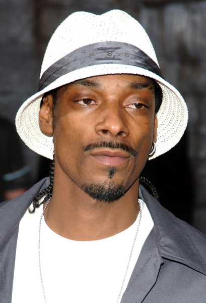 Library filer dated 05/06/2004 of rapper Snoop Doggy Dog, who has been arrested after a disturbance at Heathrow airport.