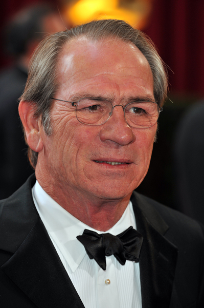 Actor Tommy Lee Jones arriving at the 80th Academy Awards, held at the Kodak Theater on Hollywood Boulevard in Los Angeles, CA, USA.