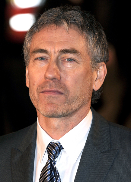 Tony Gilroy arrives at the World film premiere of 'Duplicity', at the Empire Cinema, London.