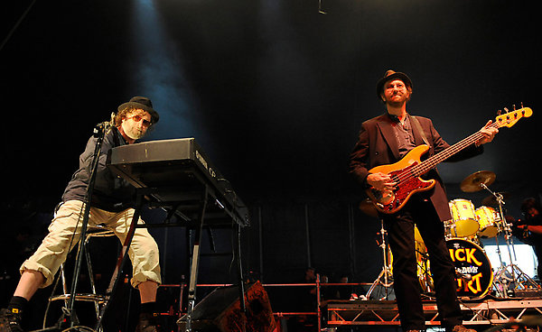 CHAS N DAVE // BESTIVAL 2008
