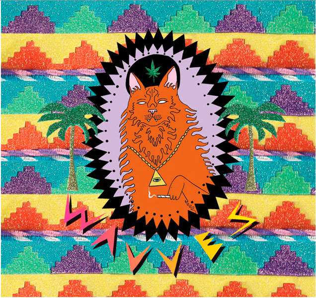Album Review Wavves King Of The Beach Bella Union Nme